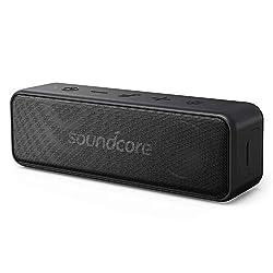 Kaufen Anker Soundcore Motion B Tragbarer Bluetooth Lautsprecher, Kompaktes Design mit 12W Stereo Sound und starker BassUp Technologie, 12 Stunden Akkulaufzeit, IPX7 Wasserdichte, für Zuhause, Draußen, Reisen und mehr