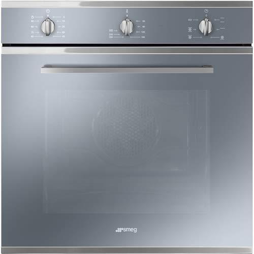 Smeg SF64M3VS forno Forno elettrico 68 L 3000 W Argento A