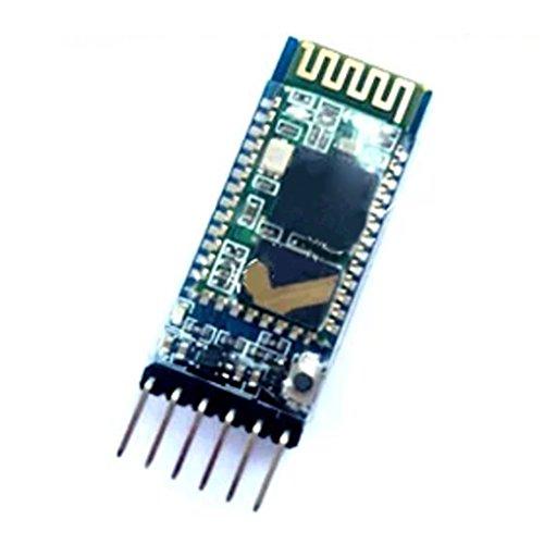 Descrizione:1. È HC-05.2. Utilizzare i CSR tradizionali chip Bluetooth, Bluetooth V2.0 standard di protocollo.3. Modulo tensione di funzionamento 3.3 V.4. tasso di default del 9600, l'utente può essere impostato.5. Formato: 3,57 centimetri * ...