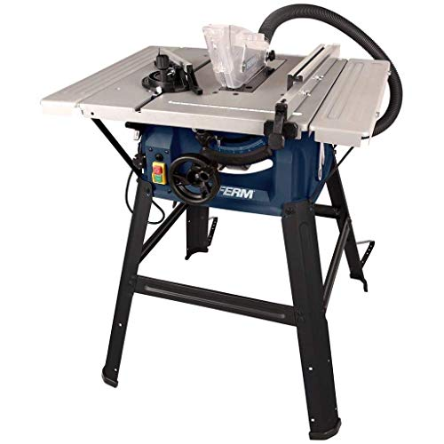 Ferm Table Saw with Stand (1500 W)