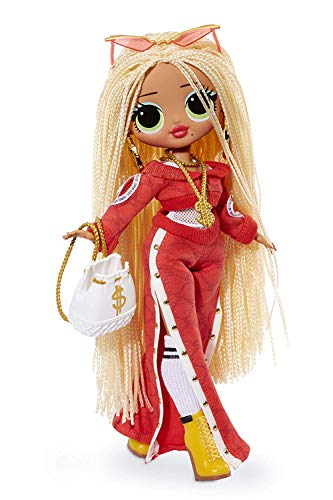 LOL Surprise O.M.G. Swag 559788E7C Fashion Doll, 20 Sorprese
