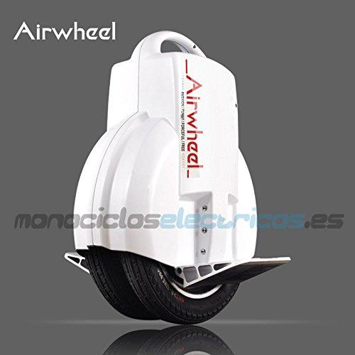 Airwheel Q3, Monoruota Elettrico Autobilanciante Uomo, Bianco, 51.8 x 40.8 x 20 cm