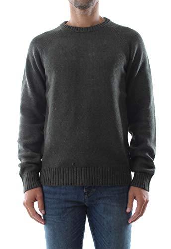 PREMIUM BY JACK&JONES 12143333 ASH Knit Pullover Herren Green S