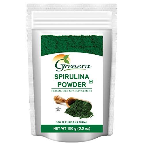 Grenera Spirulina Powder-100 Gram