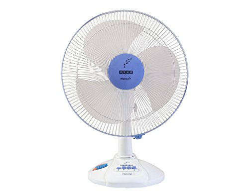 Usha Maxx Air 400mm Table Fan (Blue)