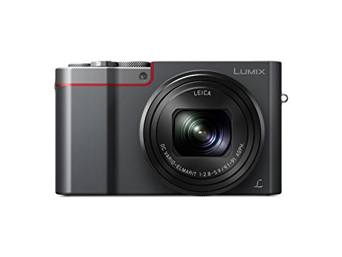 Panasonic Lumix DMC-TZ100EGS Fotocamera, Sensore 1'' 10X Zoom Post Focus, 4K Photo & 4K Video,...