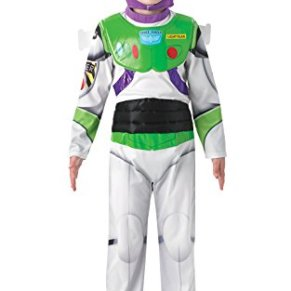 Rubies - Disfraz Oficial de Buzz Lightyear de Toy Story de Disney, tamaño Mediano