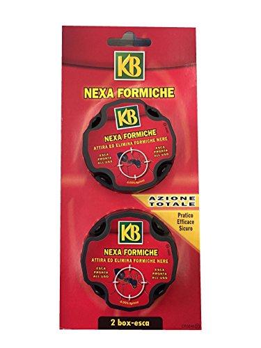 KB 6507 Nexa Formiche Esca Pronta All'Usoazione Totale, 2 Scatole