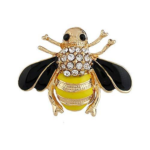Edfsgkjikjh Tresar Brooch Corsage Alloy Bee Spilla per Costume, Abito da sera, H & M, Borsa, Abito,...