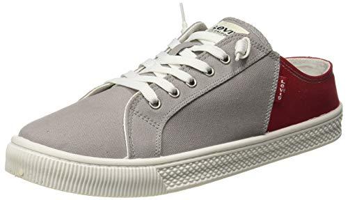 Levi's Men's Koehn Regular Red Sneakers-9 UK/India (43 EU) (38099-1332)