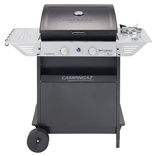 Campingaz Xpert 200 LS Rocky Barbecue Gas con Pietre Laviche, Grill BBQ Compatto con 2 Bruciatori,...