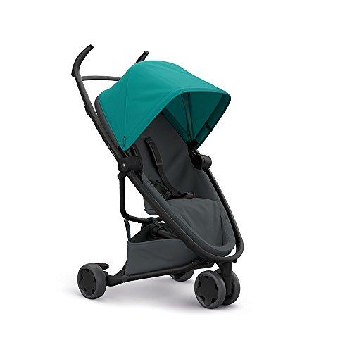 Quinny Zapp Flex, passeggino per bambini reversibile fronte retro, pieghevole, reclinabile, 3 ruote,...