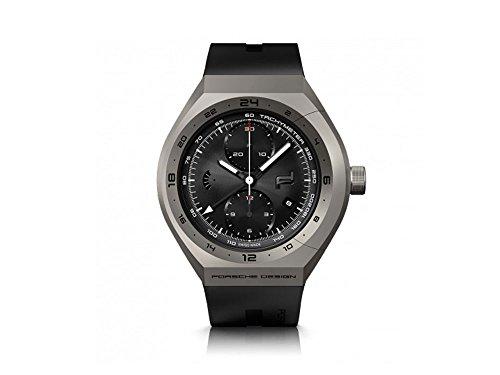 Porsche Design Monobloc Actuator Automatik Uhr, ETA Valjoux 7754, Titan, GMT