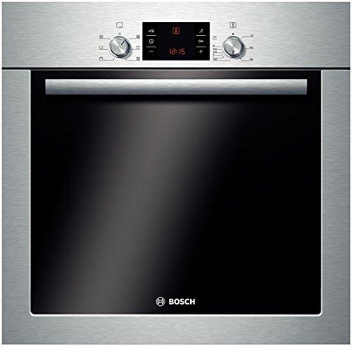 Bosch HBA43T351 Forno elettrico 67L 3580W A-20% Acciaio inossidabile forno