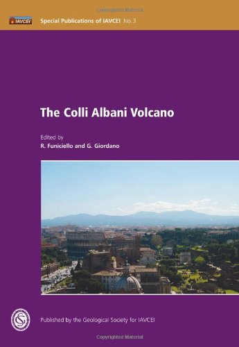 Colli Albani Volcano