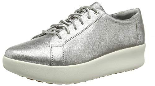 Timberland Berlin Park, Sneaker Donna, Grigio (Silver Uv0), 40 EU