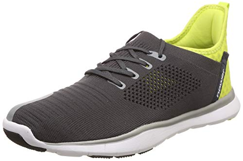 Power Men's Kinetic Voltage II D.Grey Running Shoes-9 UK (43 EU) (8082001)