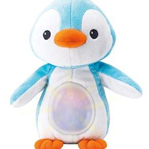 Winfun Pingüino Peluche einschlaf Animales Baby dormirte tranquilamente con luz melodías