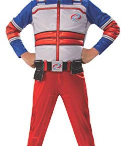 Child Henry Danger Fancy Dress Costume Medium