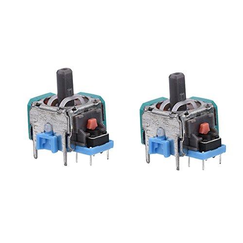 Descrizione: Modulo sensore a bilanciere a due assi con potenziometro a joystick con uscita analogica a 2 assi (X, Y). Con la scheda di espansione del sensore Arduino può essere prodotto come opere interattive di controllo remoto. Inoltre, qu...