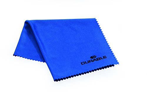 Durable 579406 Techclean Microfibre Cleaning Cloth 200 x 200 mm Ref