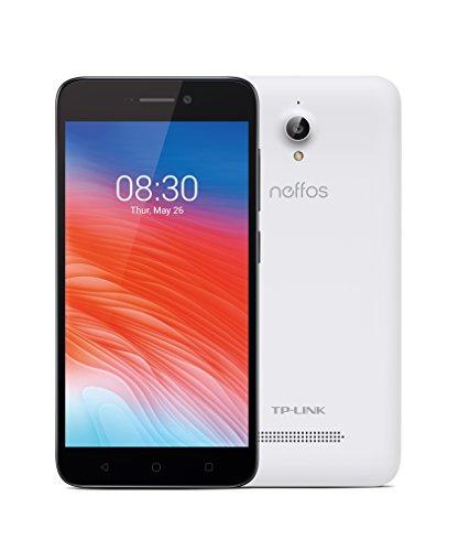 TP-Link Neffos Y5 4G LTE Smartphone, 5 Zoll HD (12,7cm), 16GB...