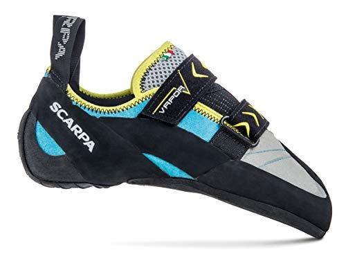 Scarpa Vapor V W Zapatos de escalada 39,0 turquoise