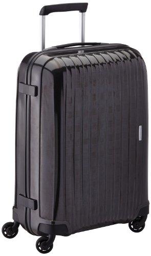 Samsonite Koffer Mittlerer Reisekoffer Chronolite Spinner, 69 cm, 76 Liter, black, 51463-1041