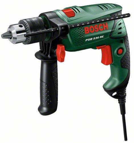 Bosch DIY Schlagbohrmaschine PSB 530 RE