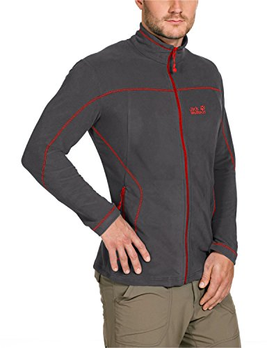 Jack Wolfskin Herren Fleecjacke Performance Jacket Men
