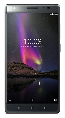 Lenovo Phab 2 Plus Smartphone (Grey, JBL earphones)