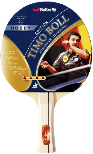 Butterfly Unisex Timo - Pala de ping pong