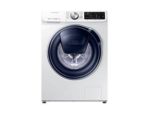 Samsung WW80M642OPW/ETLavatrice QuickDrive 8 kg, 1400 rpm, Bianco [Classe di Efficienza Energetica...