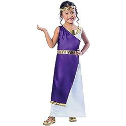 Roman Girl Costume - Age 5-6 Years