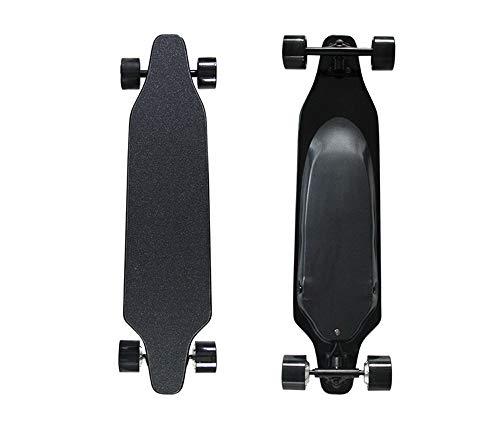 FEZBD Cruiser Elettrico Skateboard-Skateboard Professionale Sport Doppio Motore con Telecomando, 30...