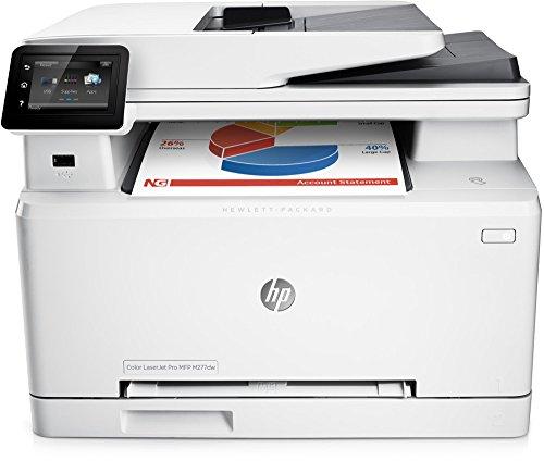 HP Color LaserJet Pro M277dw Imprimante Multifonction Laser couleur (18...