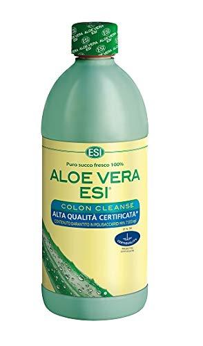 Esi Aloe Vera Succo Colon Cleanse Integratore Alimentare - 1000 ml