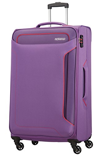 American Tourister Holiday Heat Spinner Bagaglio a Mano 79.5 cm, 3.8 KG, 108 L, Lavender Purple