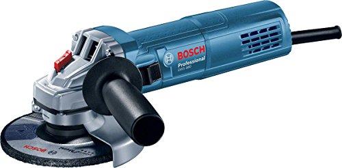 Bosch Professional Winkelschleifer GWS 880 (880 Watt, Scheiben-Ø: 125 mm, Leerlaufdrehzahl: 11.000 min-1, im Karton)