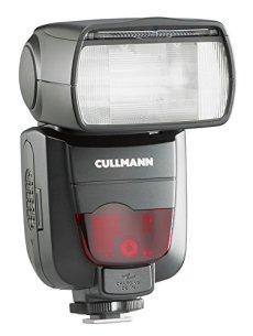 Cullmann CUlight FR 60N - Flash (Flash Compacto, Negro, 0,008 s, Nikon, 360°, 90°)