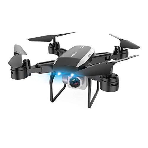 mildily Drone Pieghevole Ritapreaty Drone KY606D Long Life Altitude Hold FPV RC Quadcopter Modello...