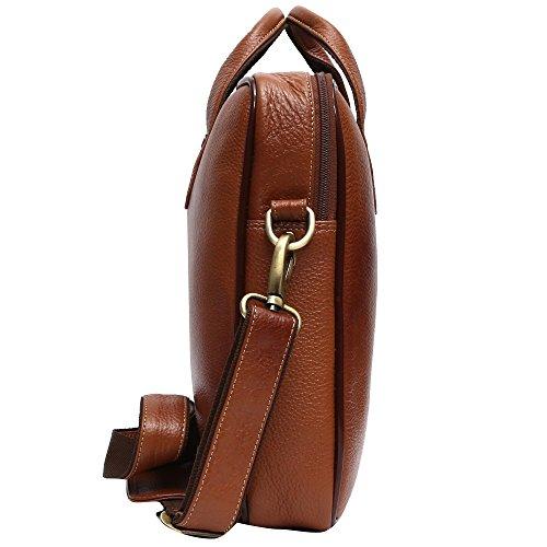 Hammonds Flycatcher Genuine Leather 13 inch Messenger Bag 2