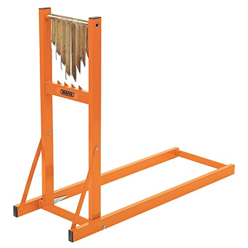 The Draper 32273 150Kg Log Stand/Saw Horse is durable but you will have to pay a little more which is not bad. The quality of this item is high and thus it might take years before you need to purchase another one. We would recommend this saw horse for people with medium sized projects. Working with smaller pieces will prove challenging to balance and cut through. Maintain the logs within the required weight capacity to avoid tipping over the unit unnecessarily.