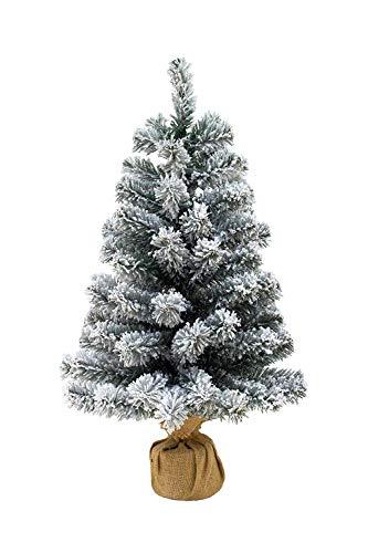 XONE Pinetto Innevato 65 cm - Albero di Natale Piccolo