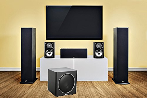 Polk Audio 5.1 Channel Home Theatre With Powered Subwoofer