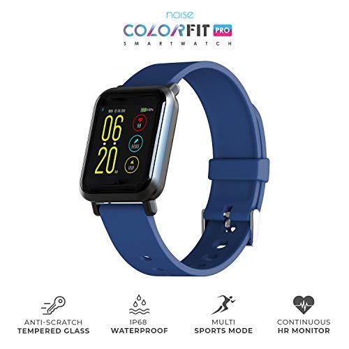 Noise Color Fit Pro Aluminum-Alloy Activity Tracker (Blue)