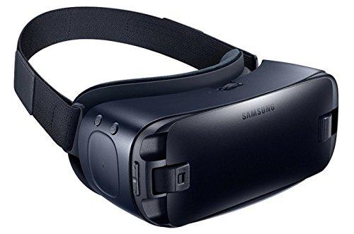 Samsung Gear VR - Gafas de video virtual, color negro [Versión importada]