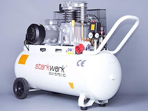 Starkwerk Druckluft Kompressor SW 575/10-100L Kessel