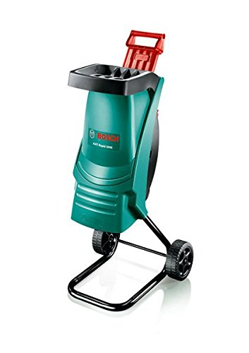 Bosch Home and Garden 0600853500 Bosch Biotrituradora AXT Rapid 2000, W, Negro, Verde
