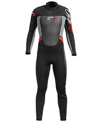 Osprey Boys 5mm Full Length Winter Wetsuit - Origin - Surf, Kayak, Bodyboard